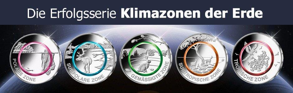 Erfolgsserie Klimazonen der Erde