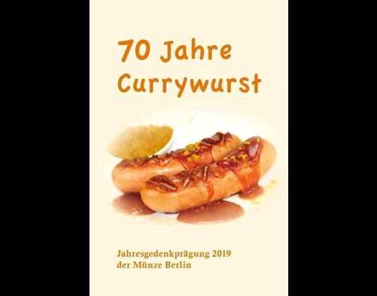 Geburtstag der currywurst