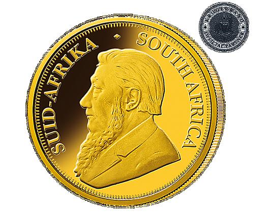 Gold Krugerrand 2017