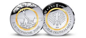 5-Euro-Gedenkmünze 2018