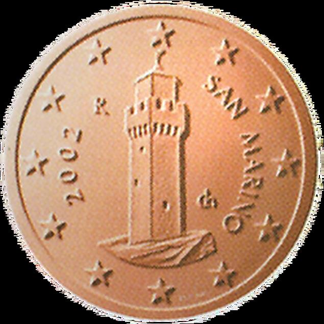2 1 Euro Cent Münzen Der Eu Länder Vtrip