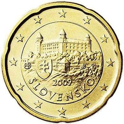 20 Cent Slowakei