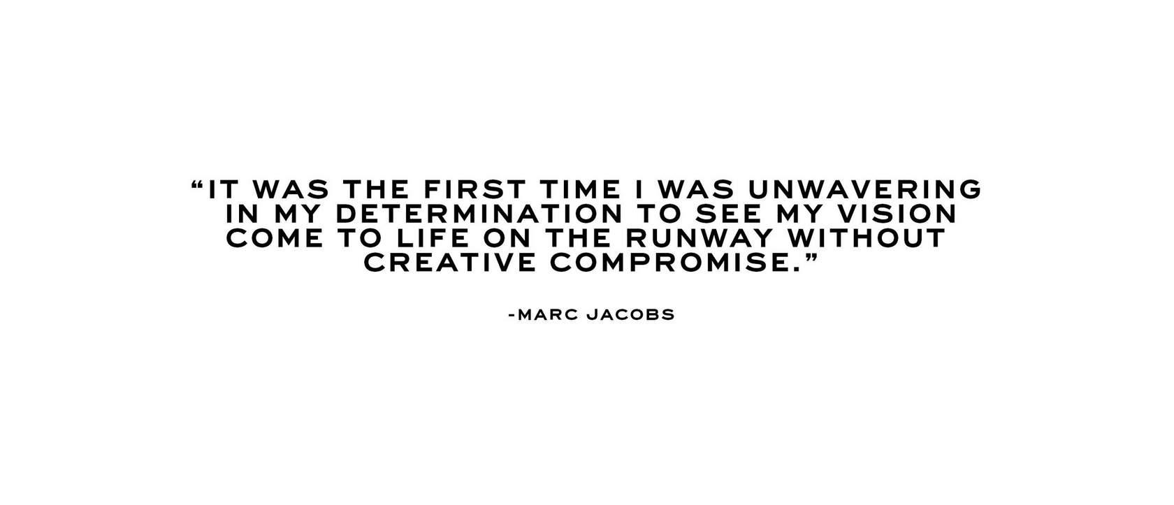 Marc Jacobs Redux Grunge 2019