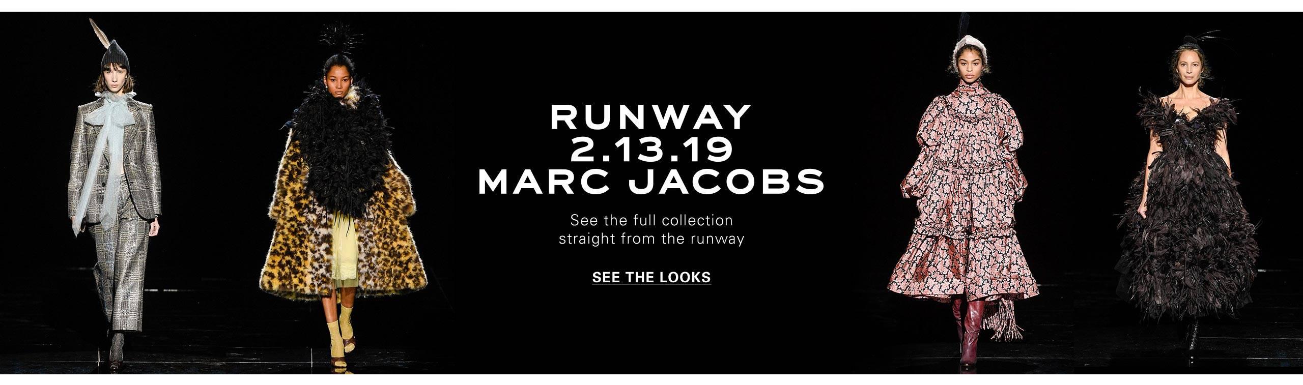 125323b10ef7ad Marc Jacobs - Runway 2.13.2019