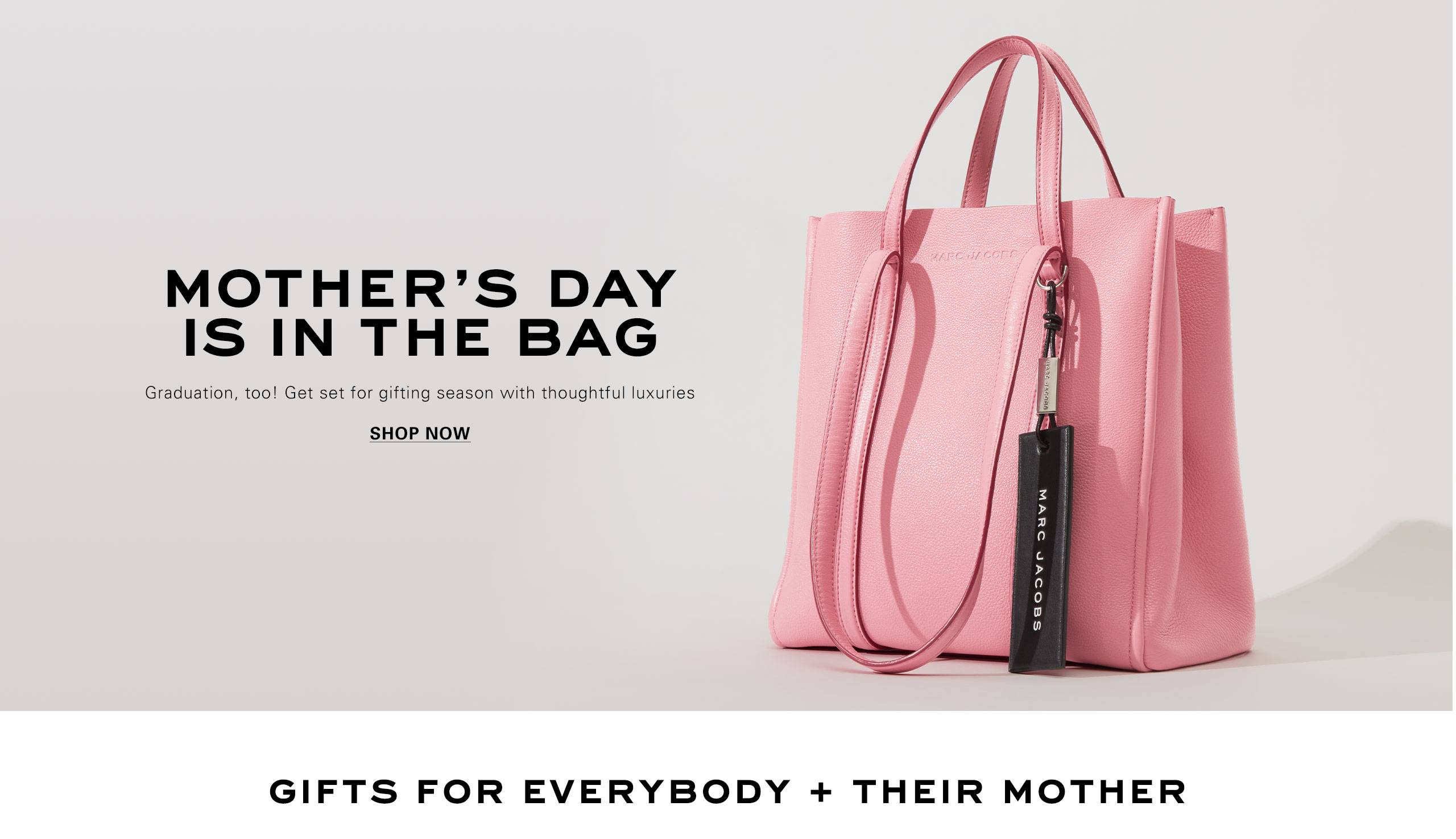 ca49c9abbc1 Marc Jacobs - Grunge Sale 40% off · Mother s Day Is In The Bag  Graduation