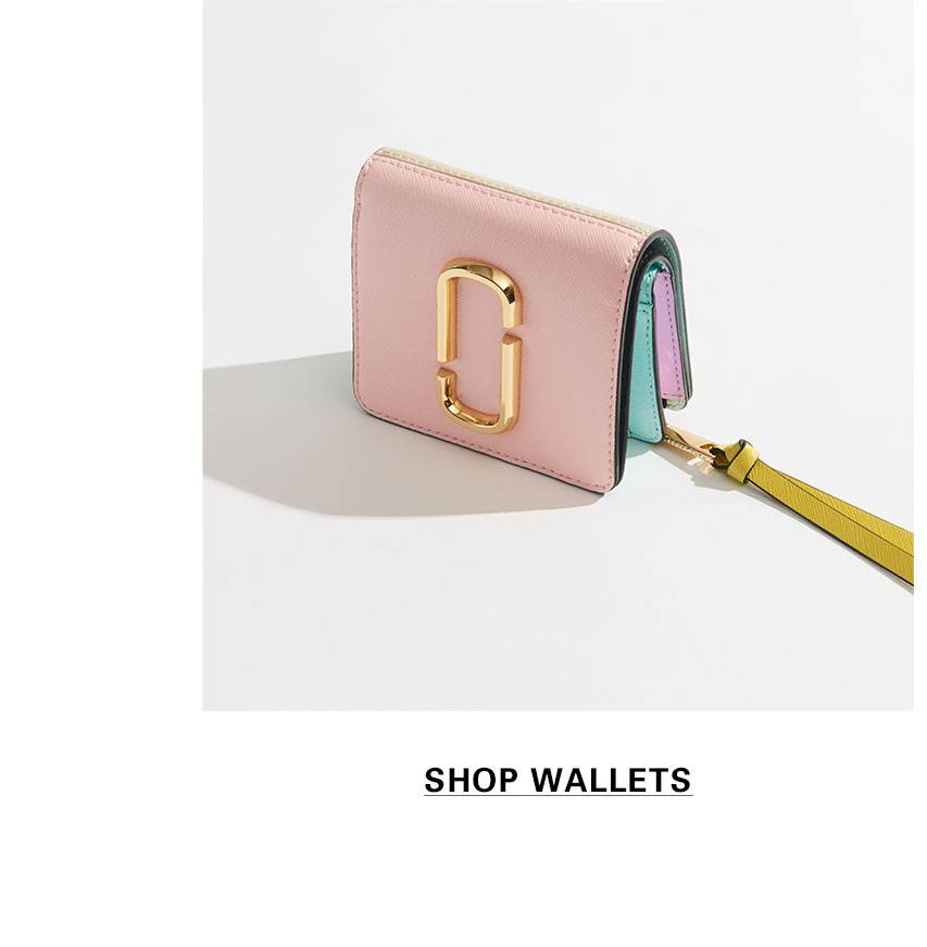 7c27c4159b58 Light Pink Snapshot Wallet