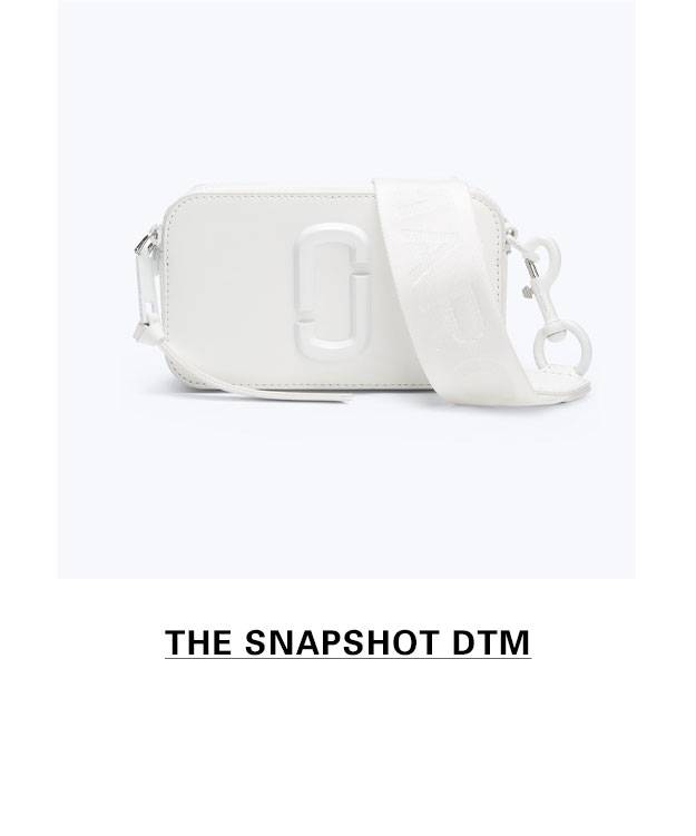 92aaab2bb3f4 White Snapshot DTM Small Camera Bag