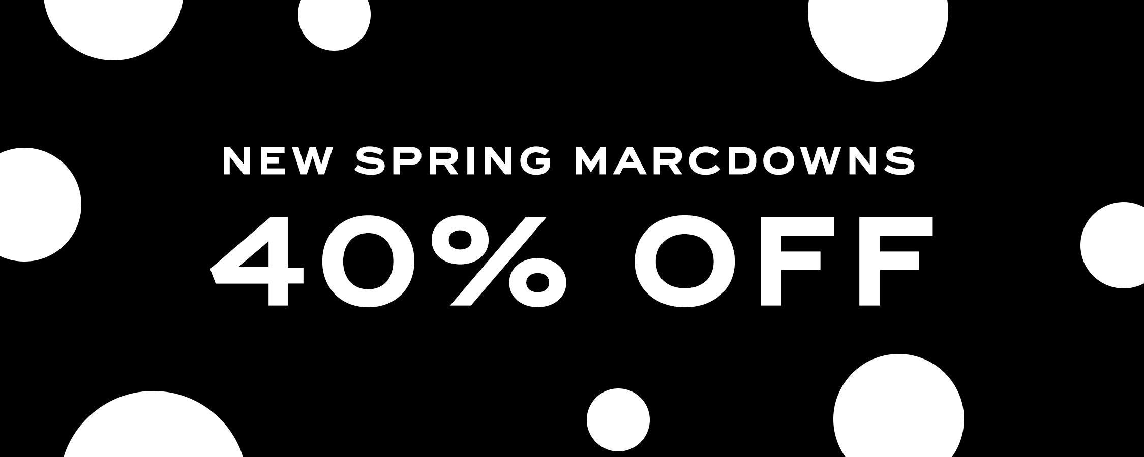 cbf4a12fec9ba Sale banner Marc Jacobs - Sale