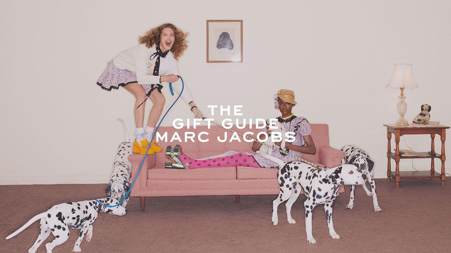 The Gift Guide Marc Jacobs. Shop Now