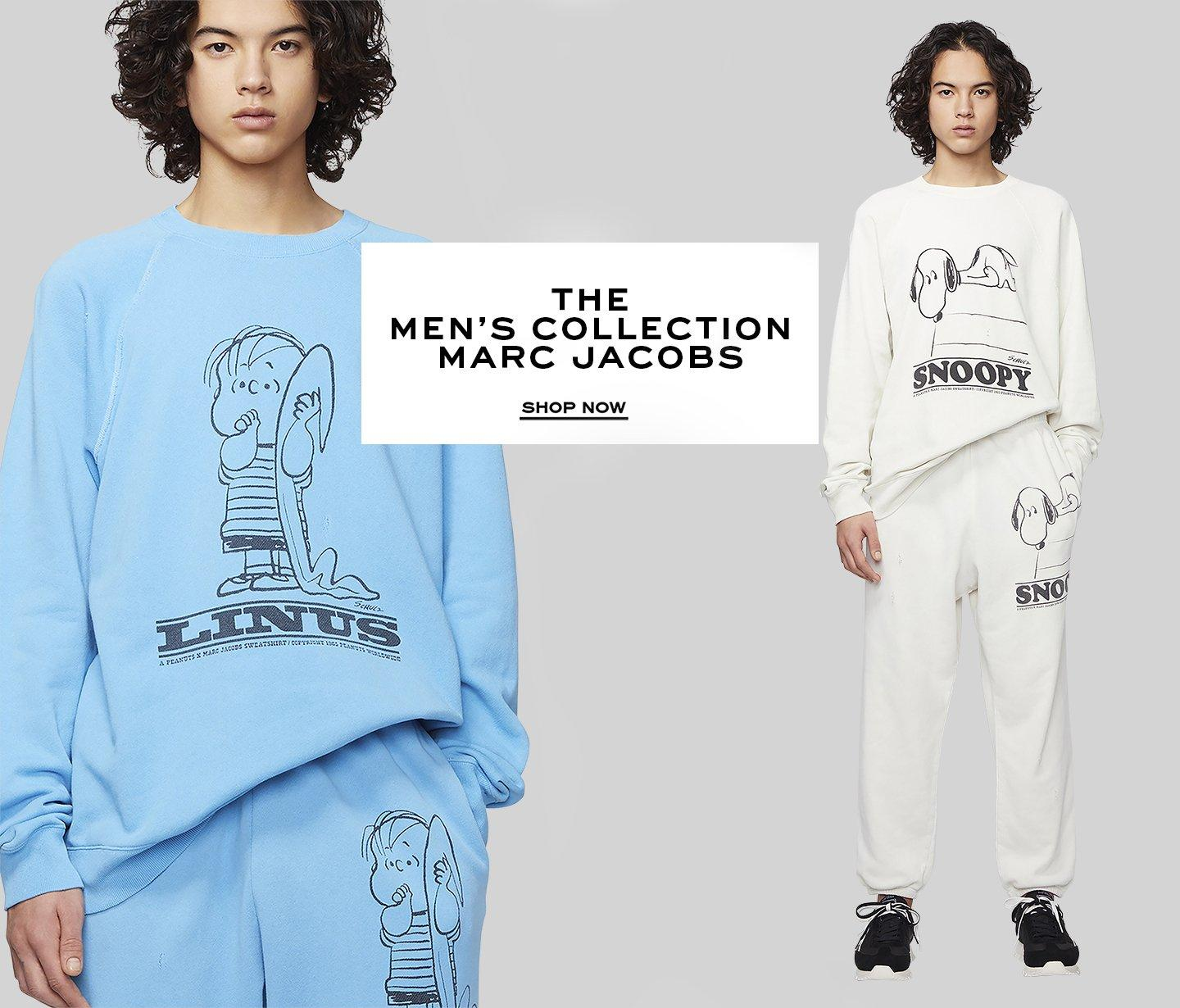 The Mens Collection Marc Jacobs. Shop Now.