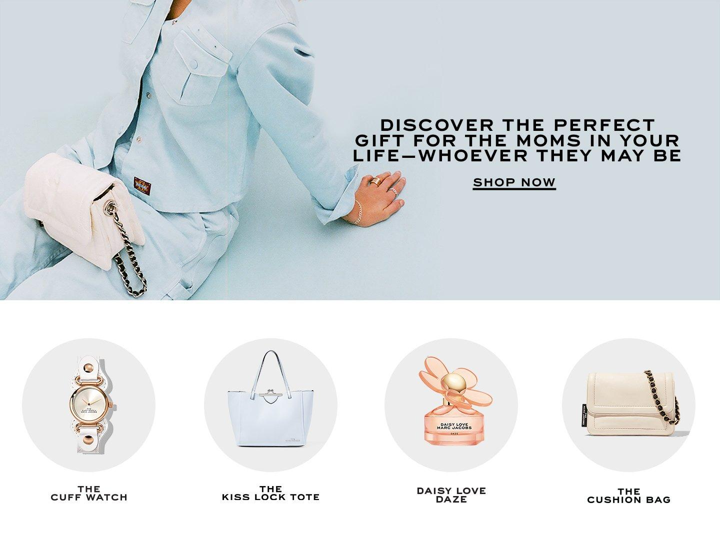 Discover the perfect gift for the moms in your life - whoever they may be. Shop Now.