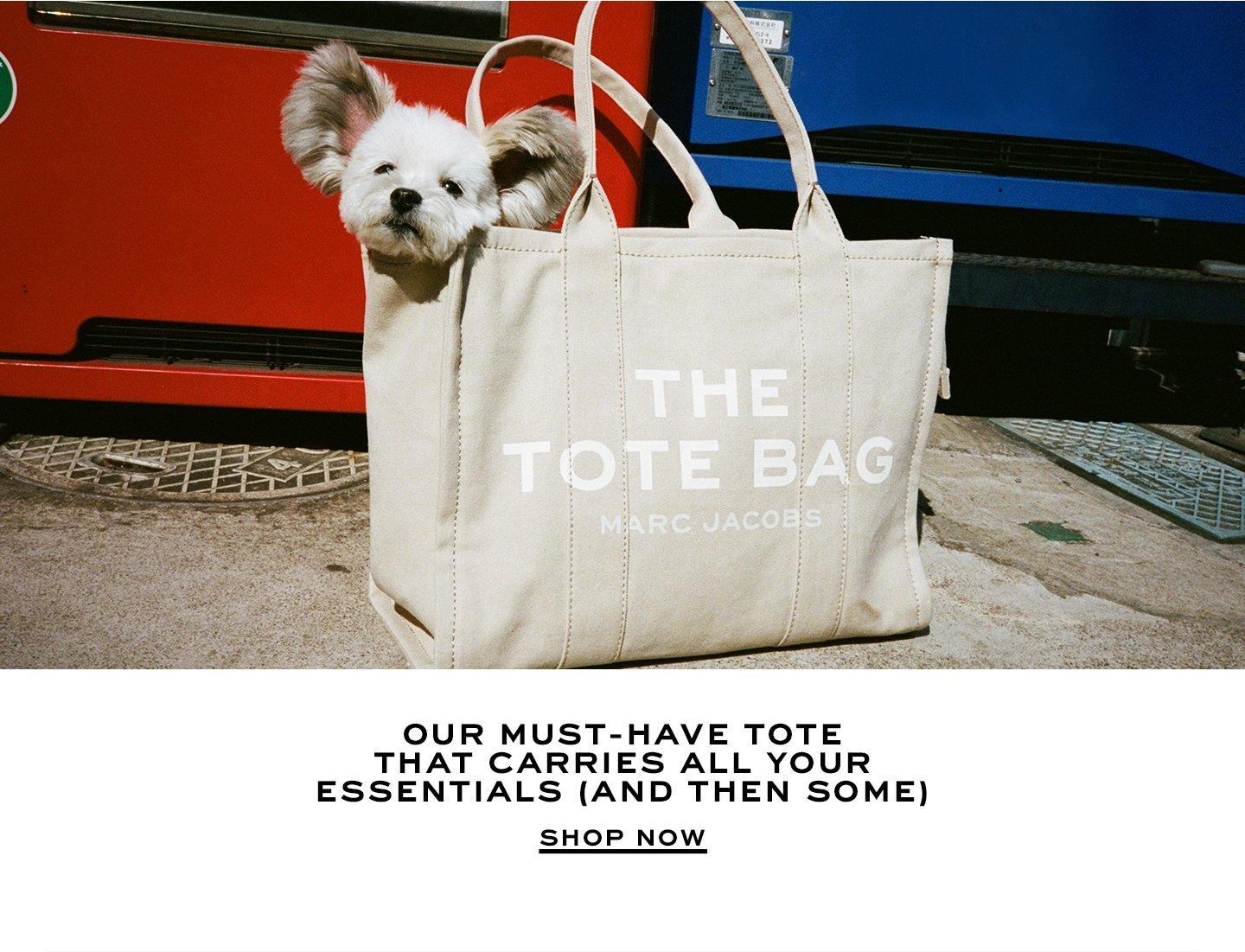 Our must-have tote that carries all your essentials (and then some). Shop Now.