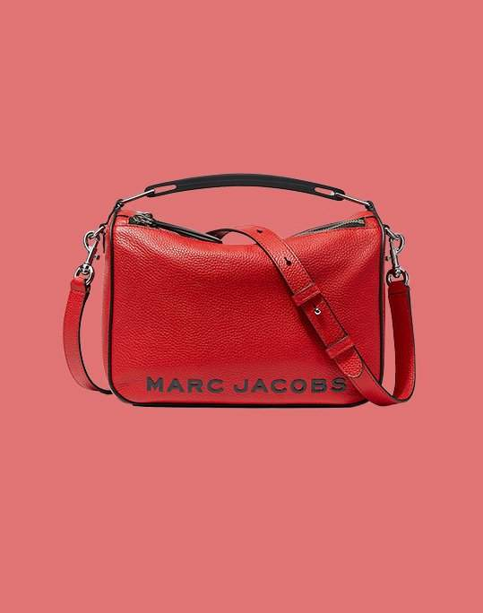 The Box Bag Collection. Shop Now.