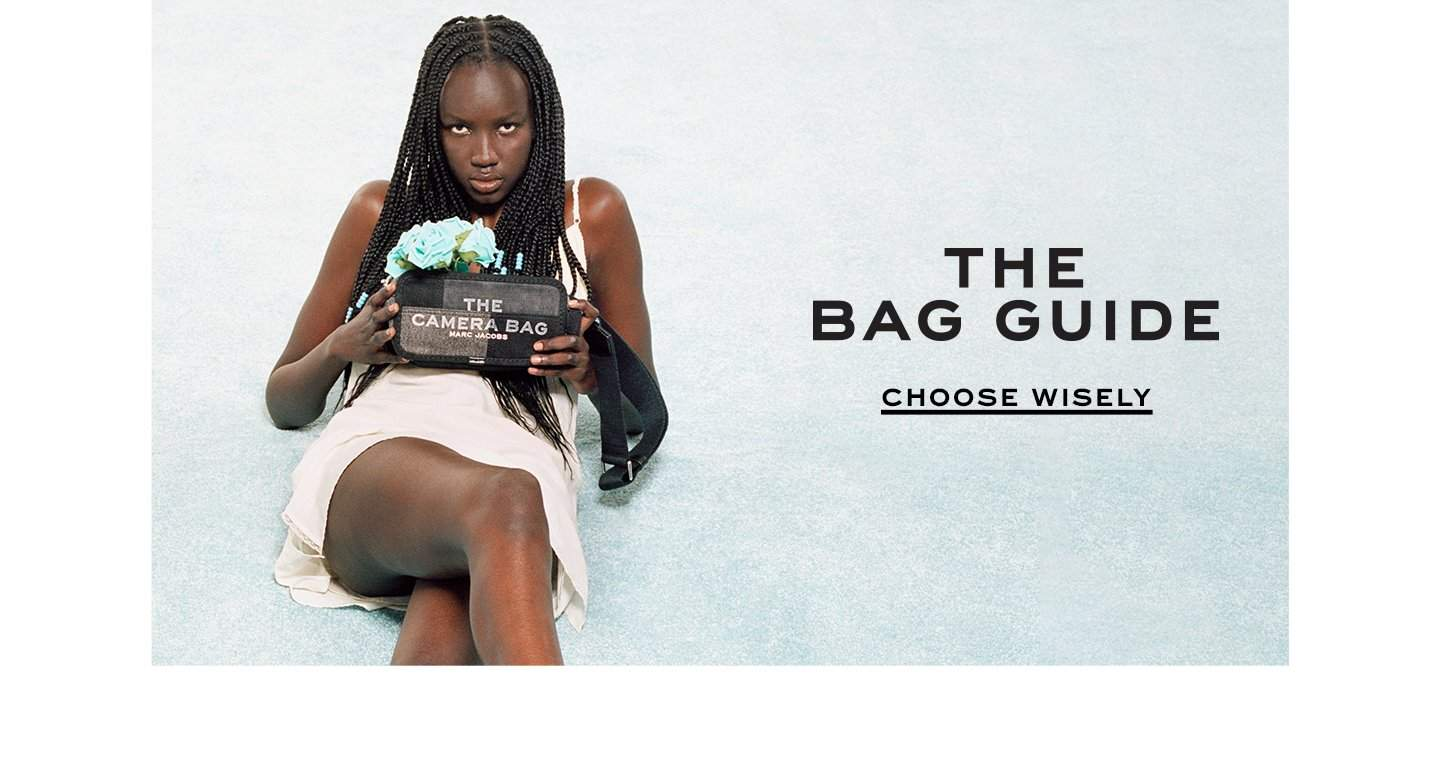 The Bag Guide. Choose wisely.