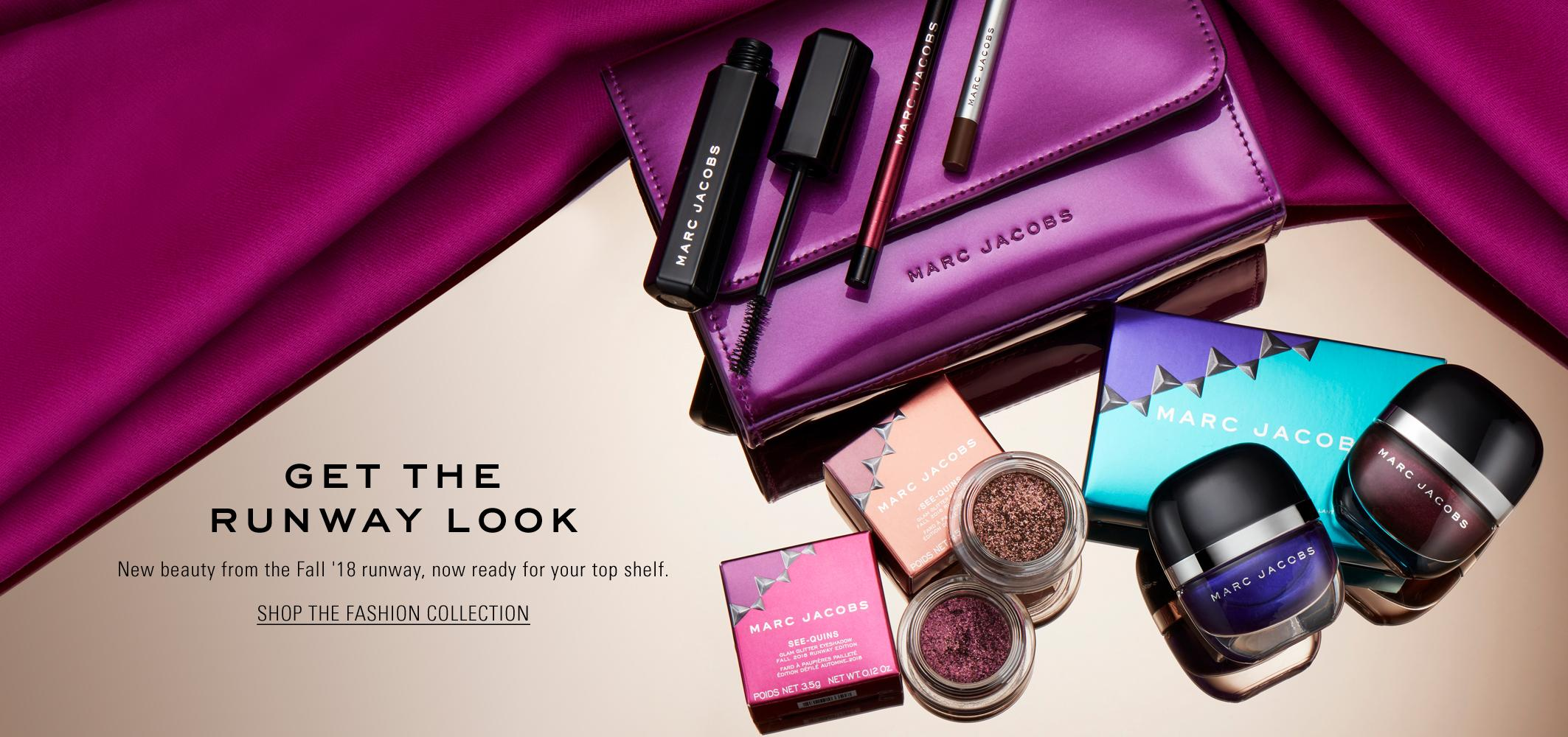 Jacobs marc beauty holiday makeup collection best photo