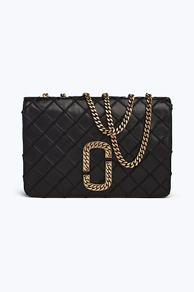 9f16bc5d9cd7 The Quilted Trouble Bag ...