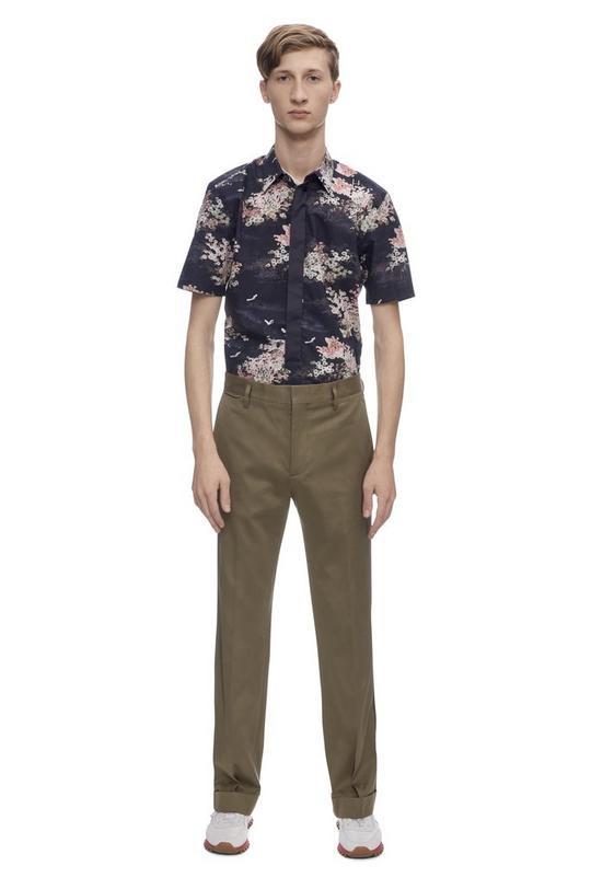 Mellow Meadow Short Sleeve Shirt