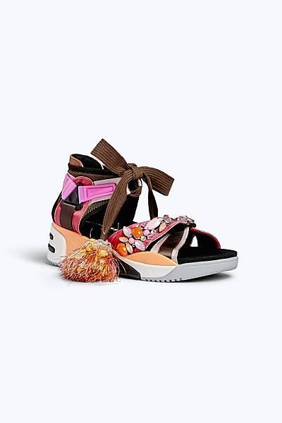 Somewhere Embellished Sport Sandal ...