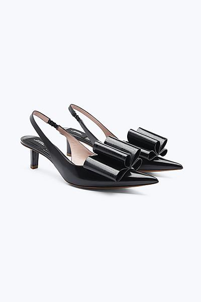 c4eec88d6ab Slingback Pump with Bow ...