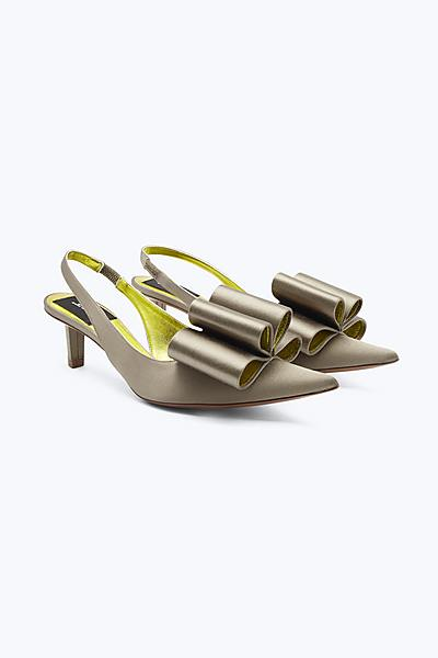 84a23c1551b Slingback Pump with Bow ...