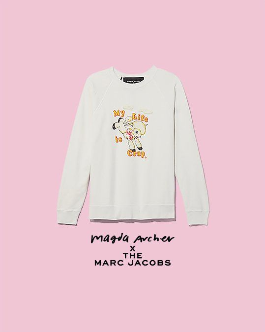 Magda Archer X The Marc Jacobs. Shop Now.