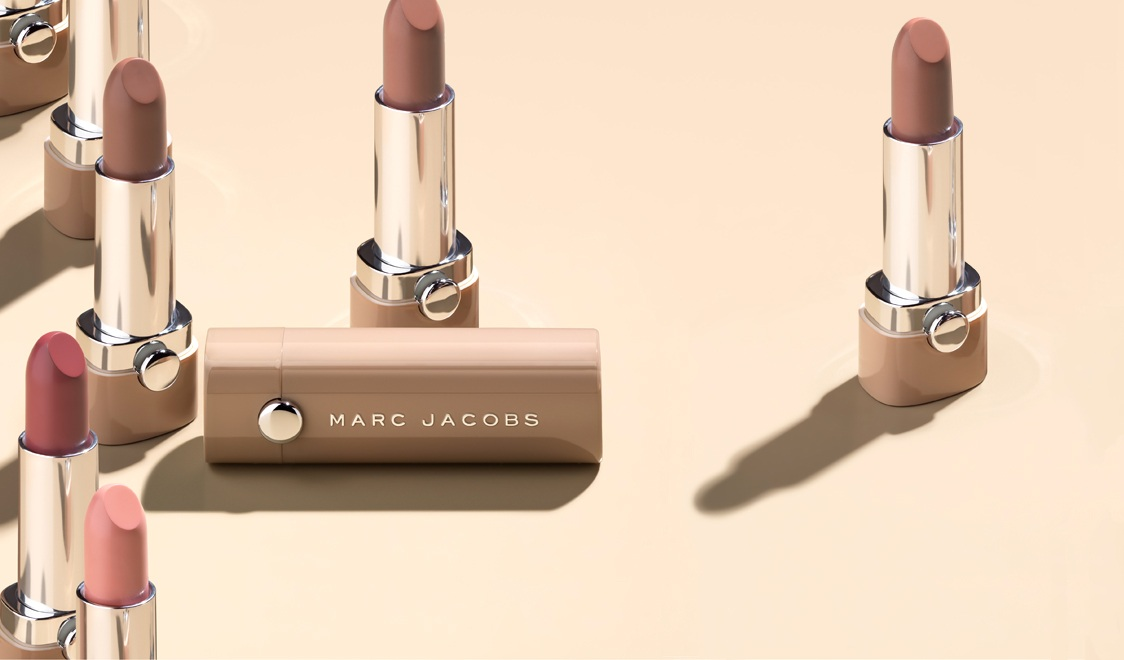Women's lip makeup - Marc Jacobs