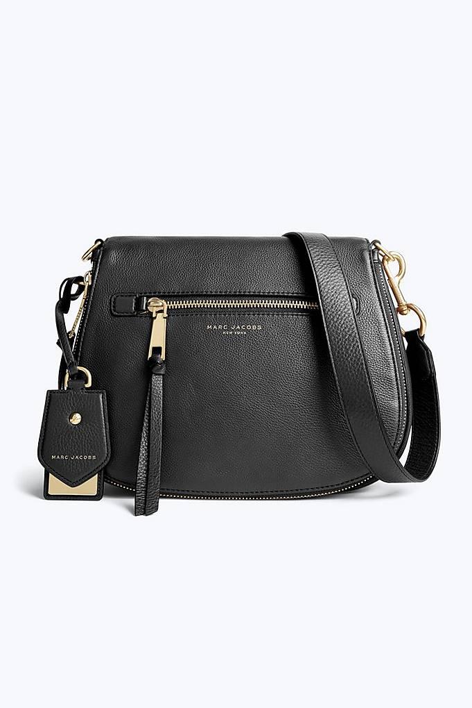 Recruit saddle crossbody bag - Grey Marc Jacobs Outlet Cheap Online Choice Sale 2018 1WaXM