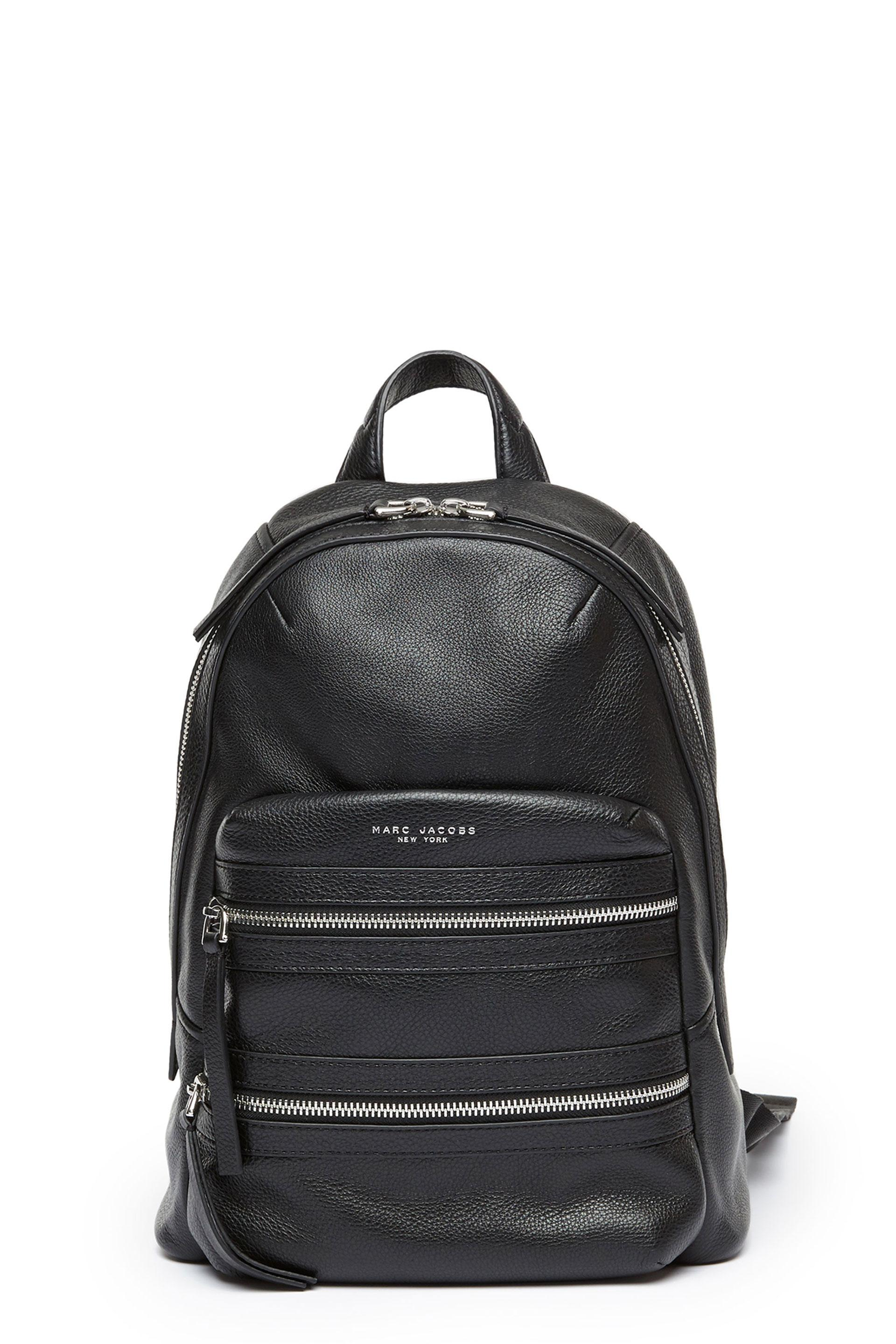 marc jacobs biker large leather backpack. Black Bedroom Furniture Sets. Home Design Ideas