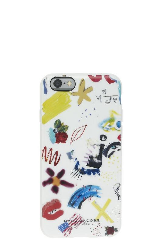 Collage Print iPhone Case