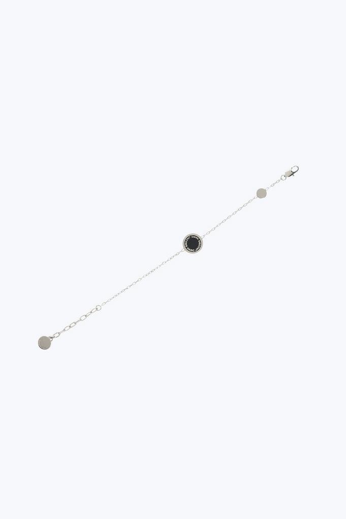Logo Disc Bracelet by Marc Jacobs