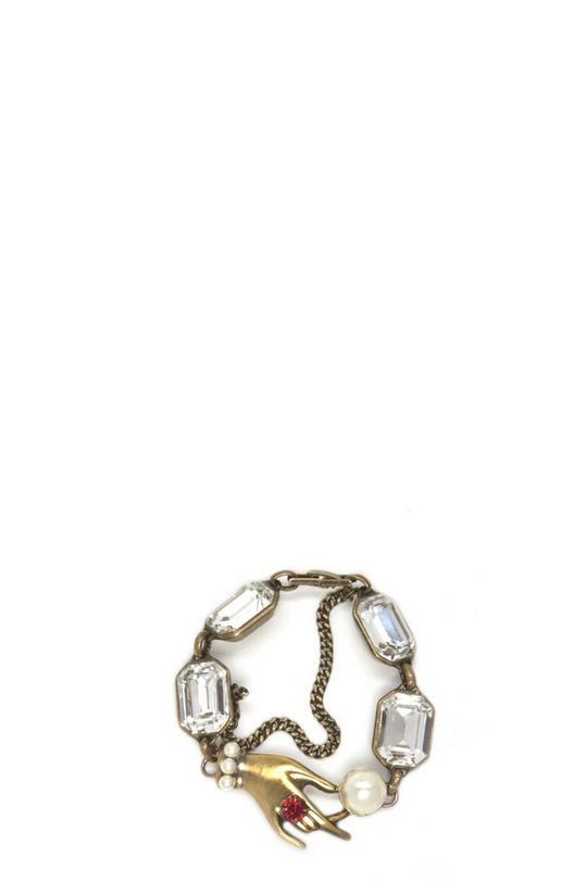 Hand Crystal Bracelet
