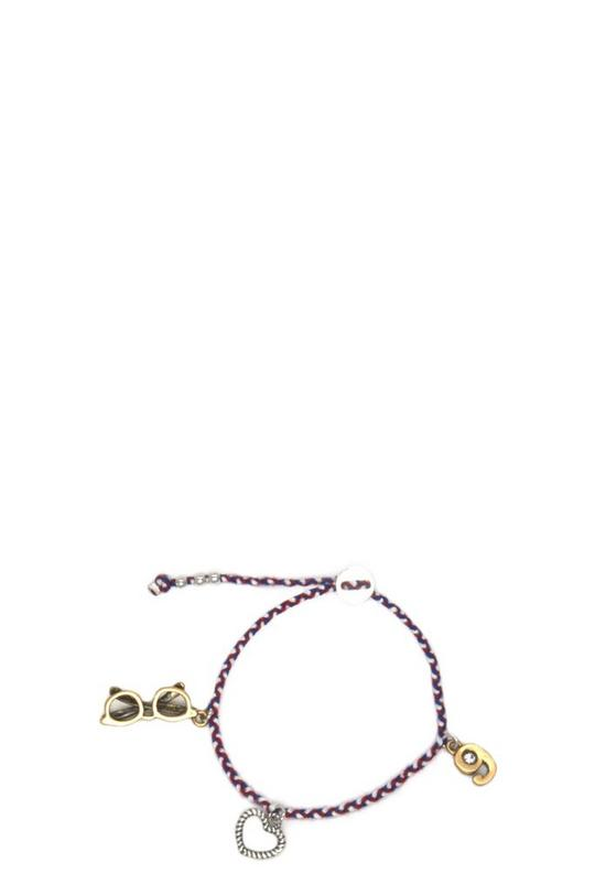 Glasses Friendship Bracelet