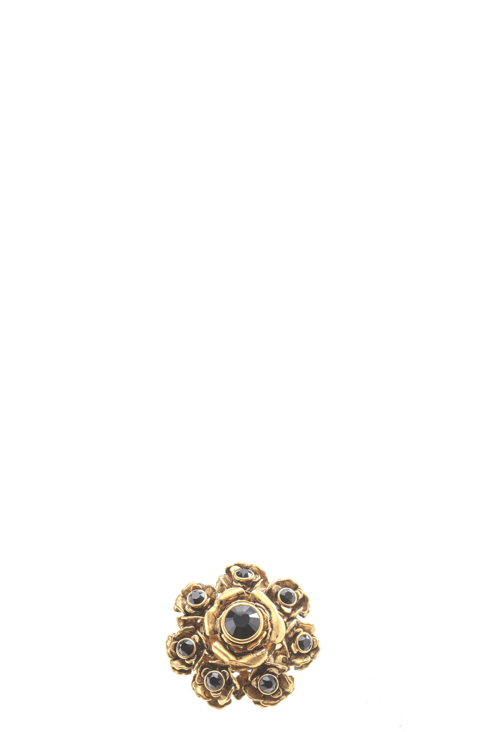 Marc Jacobs Rings Large Flower Cocktail Ring