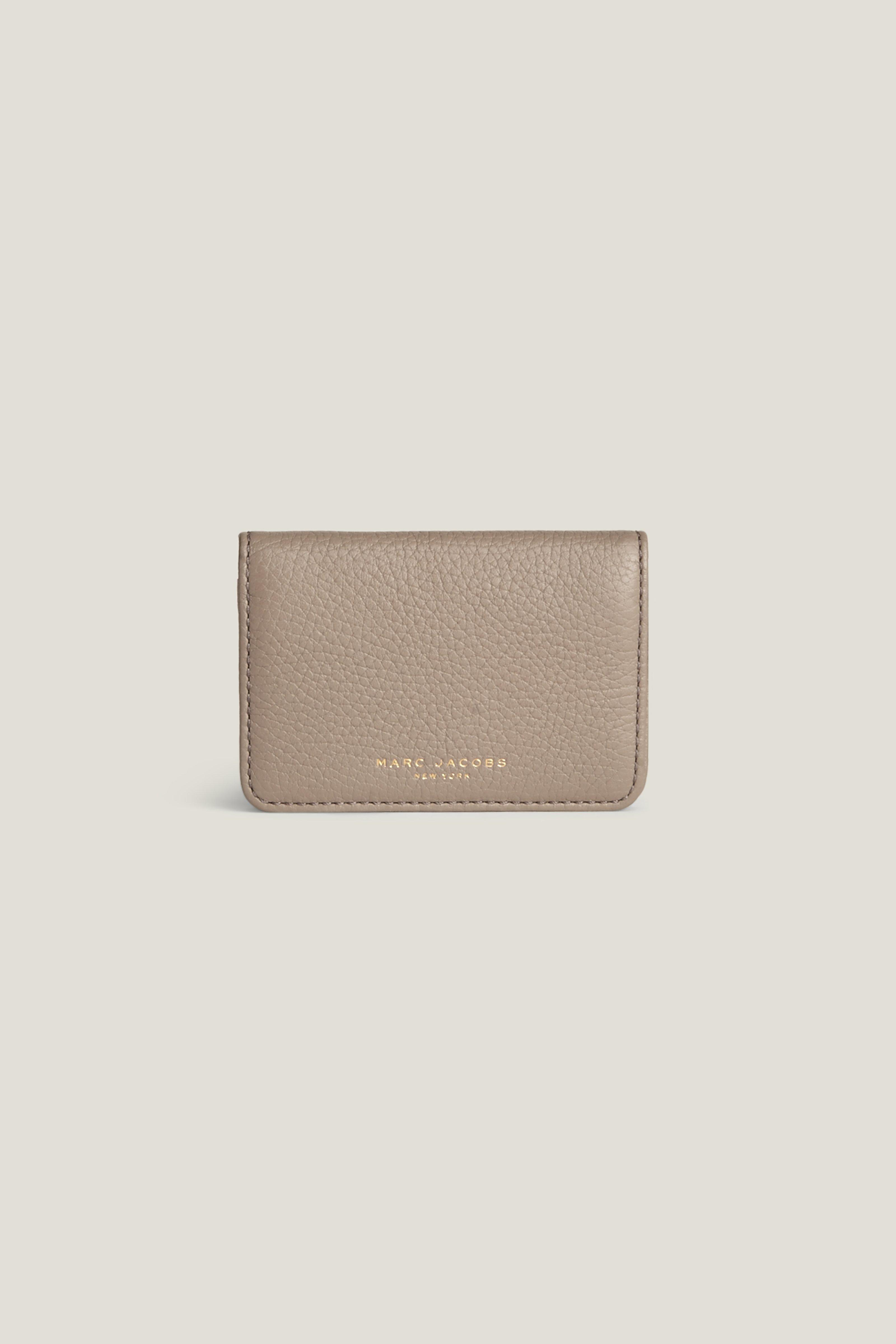 Recruit Leather Business Card Case | Marc Jacobs