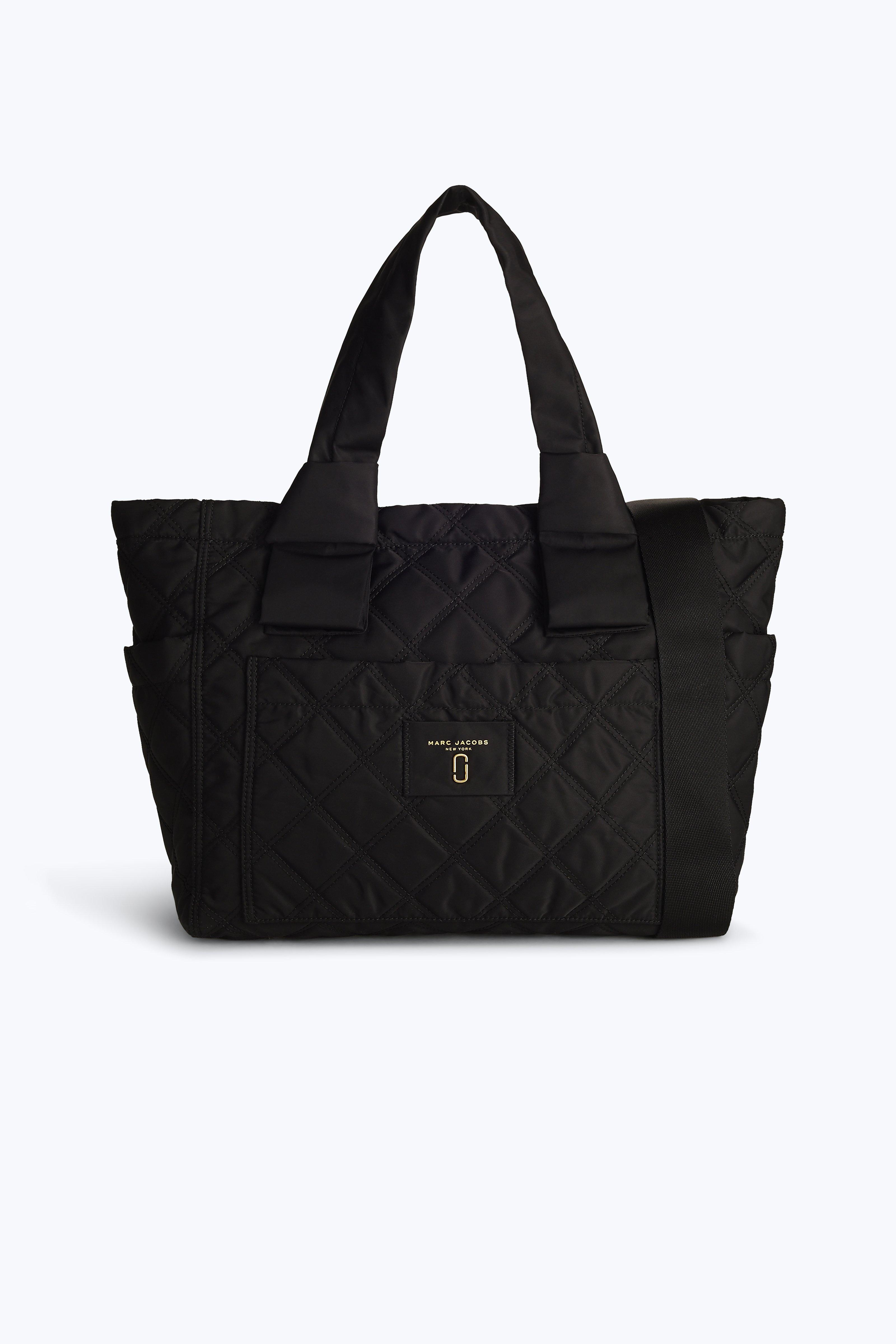 Nylon Knit Baby Bag - Marc Jacobs