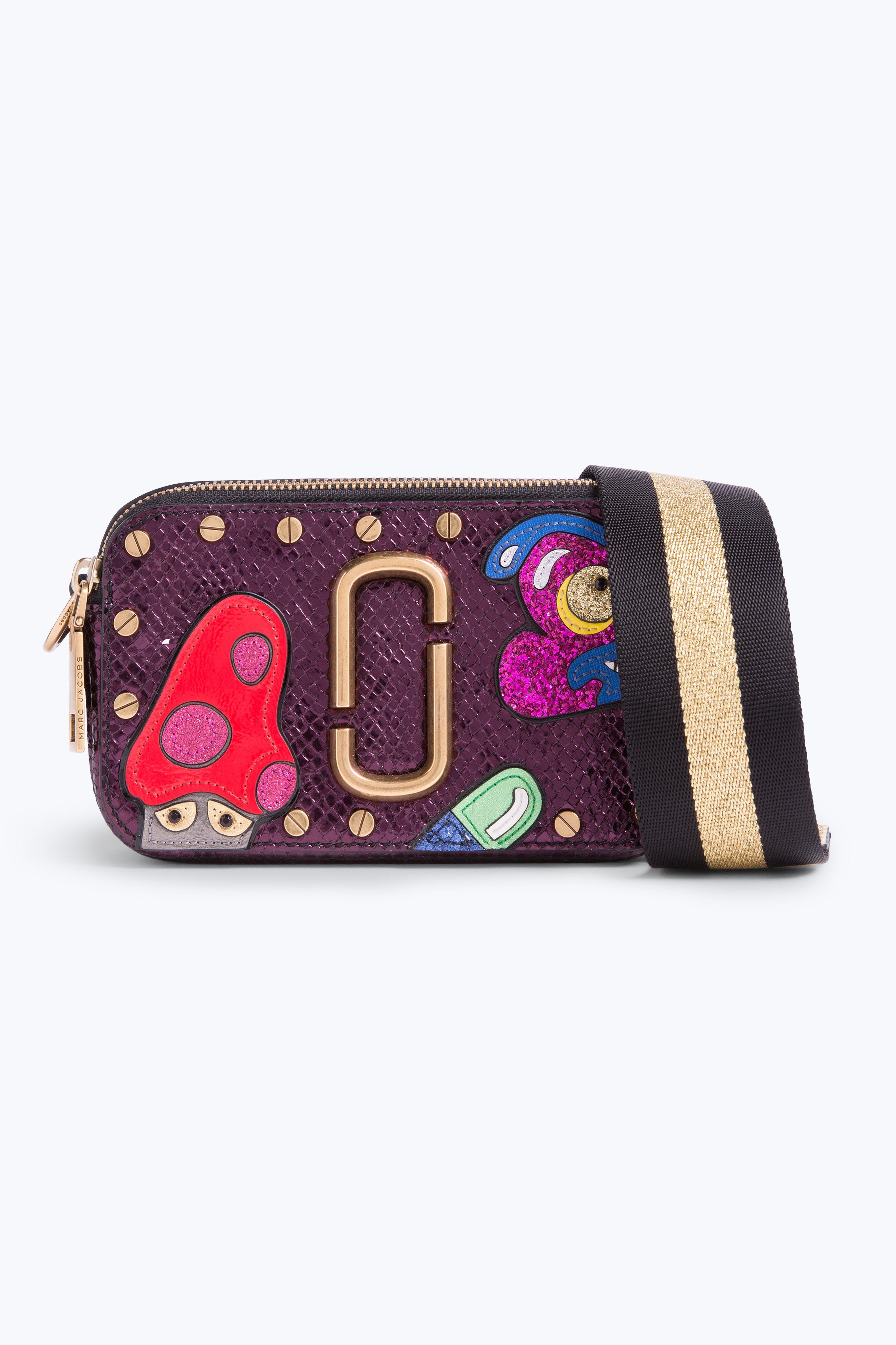Mushroom Snapshot Small Camera Bag - Marc Jacobs.