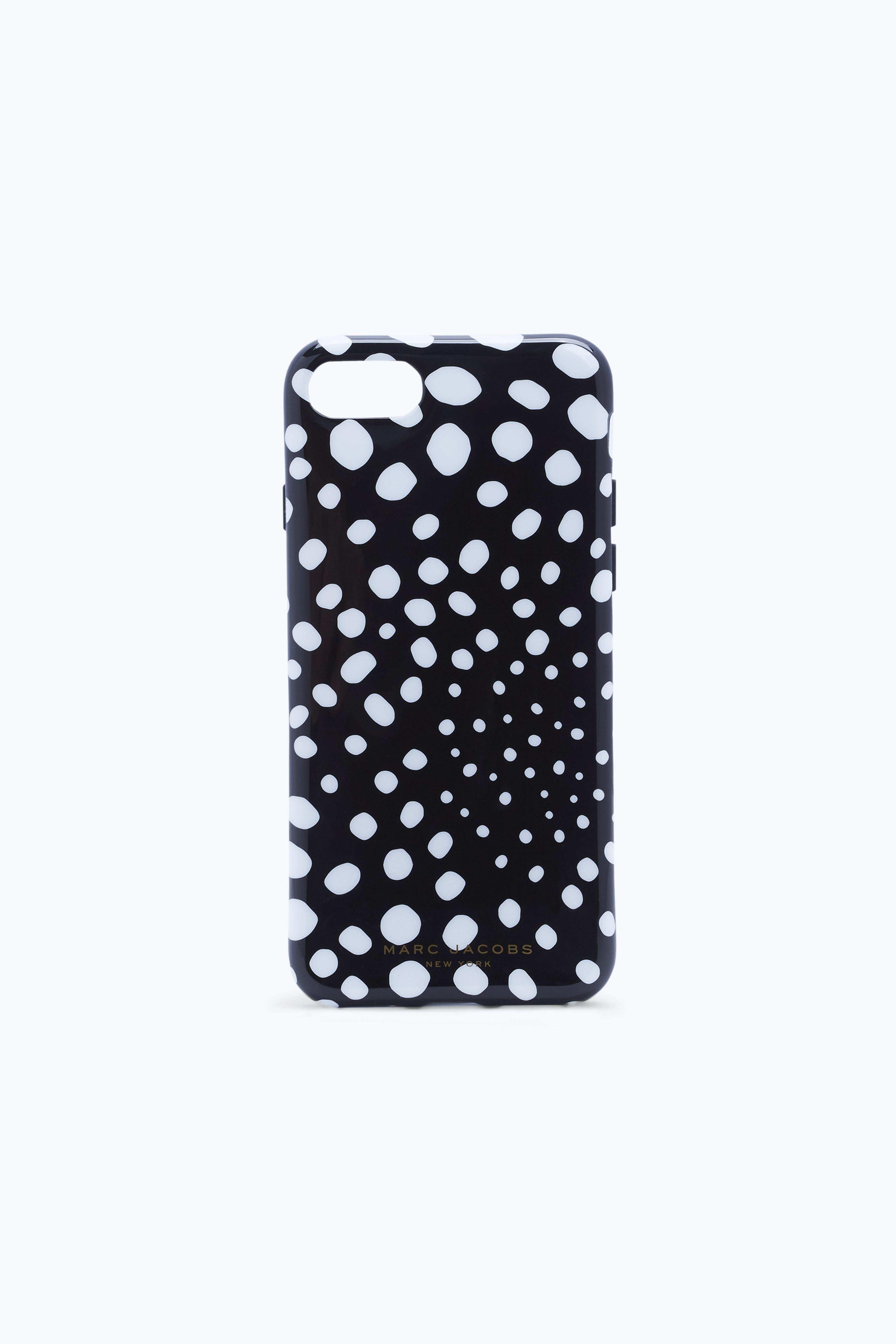 MARC JACOBS Wave Spot Iphone 6 / 6S / 7 Case in Black Multi   ModeSens