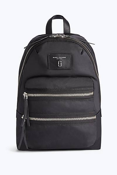 5d7ad665051e Nylon Biker Backpack ...