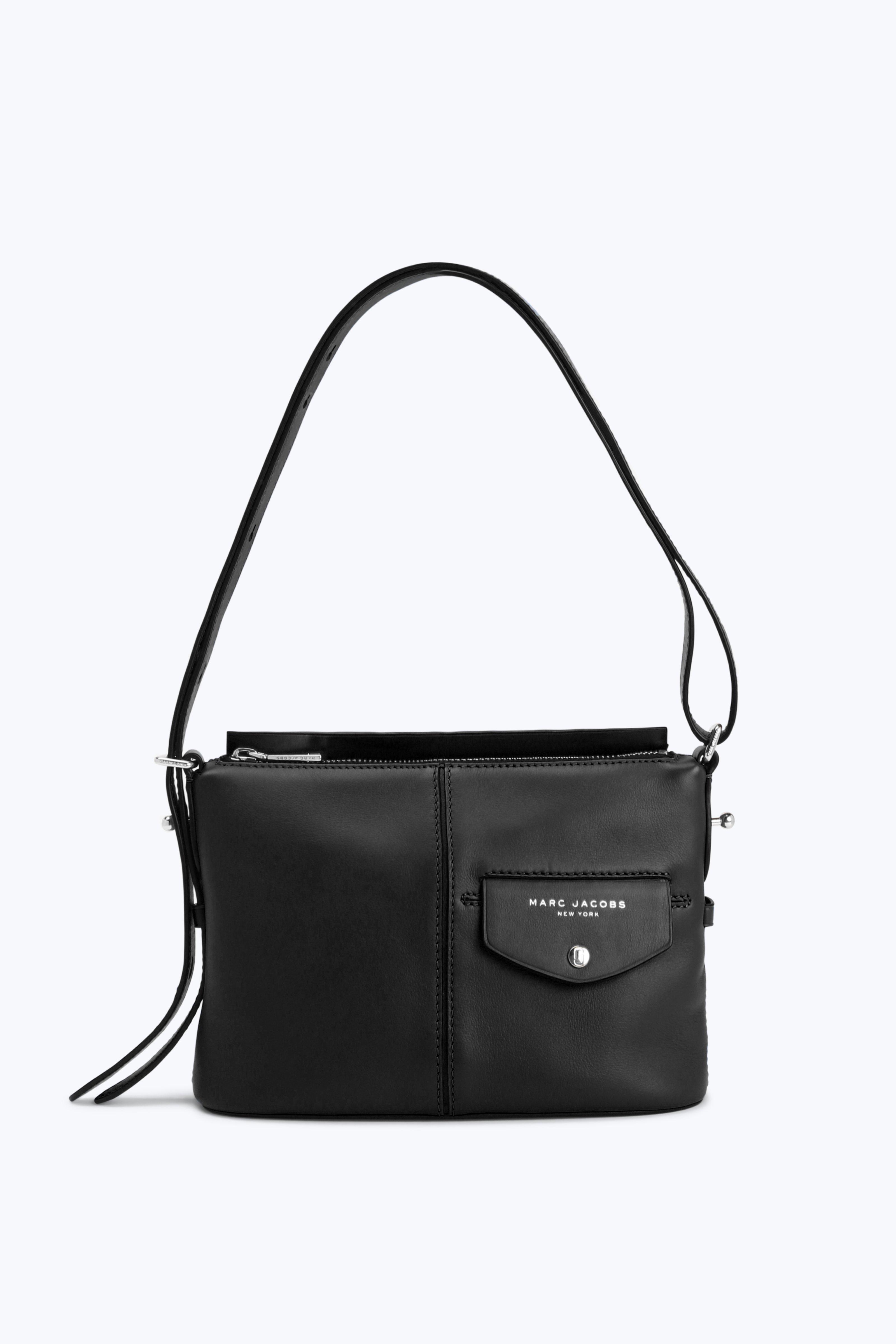 Sling Leather Shoulder Bag - Black Marc Jacobs X4cXvfUGY