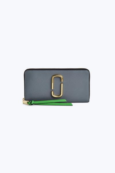 Snapshot standard continental wallet - Yellow & Orange Marc Jacobs