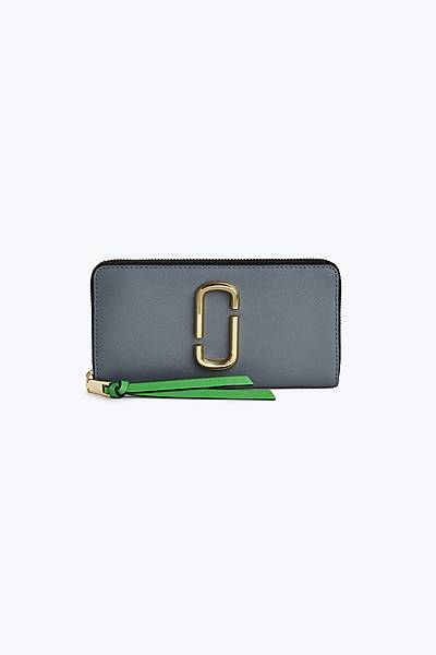 Snapshot standard continental wallet - Yellow & Orange Marc Jacobs Q9znNk