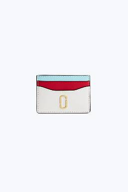Womens card cases marc jacobs snapshot card case colourmoves