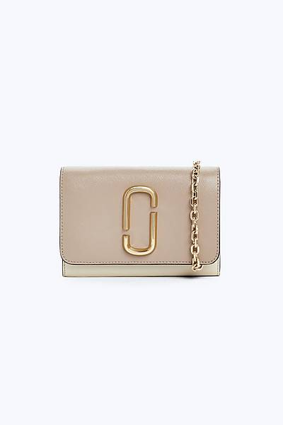 Womens wallets marc jacobs official site snapshot chain wallet colourmoves