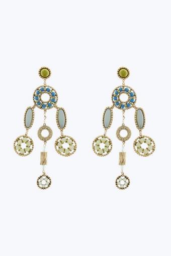 Marc Jacobs Crystal Jewelled Earrings ZDF3vwG1l
