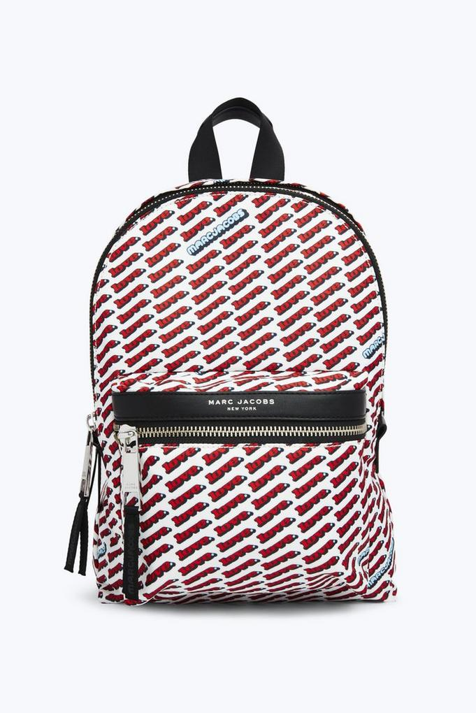 Trek Pack Medium Love Backpack by Marc Jacobs