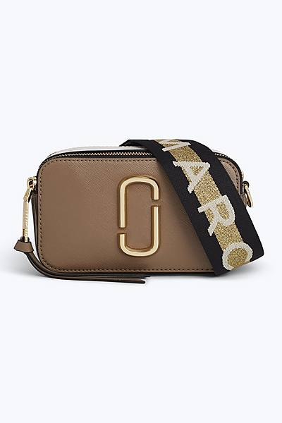 c8465e5217b6 Logo Strap Snapshot Small Camera Bag ...
