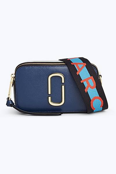 edd310a68d81 Logo Strap Snapshot Small Camera Bag ...