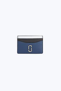 Womens card cases marc jacobs snapshot card case blue colourmoves