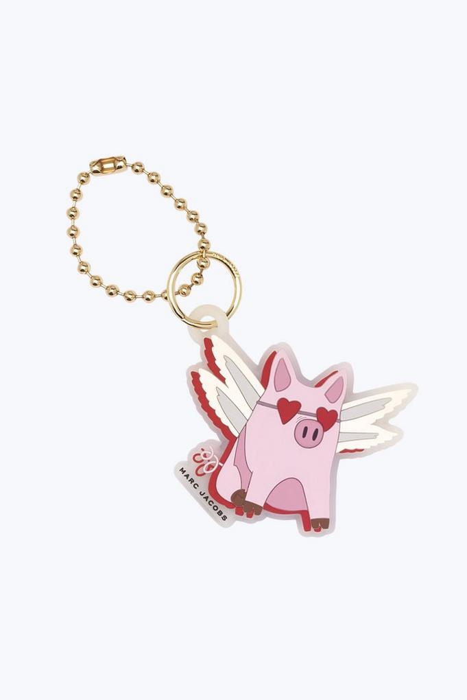 Marc Jacobs Pig Charm