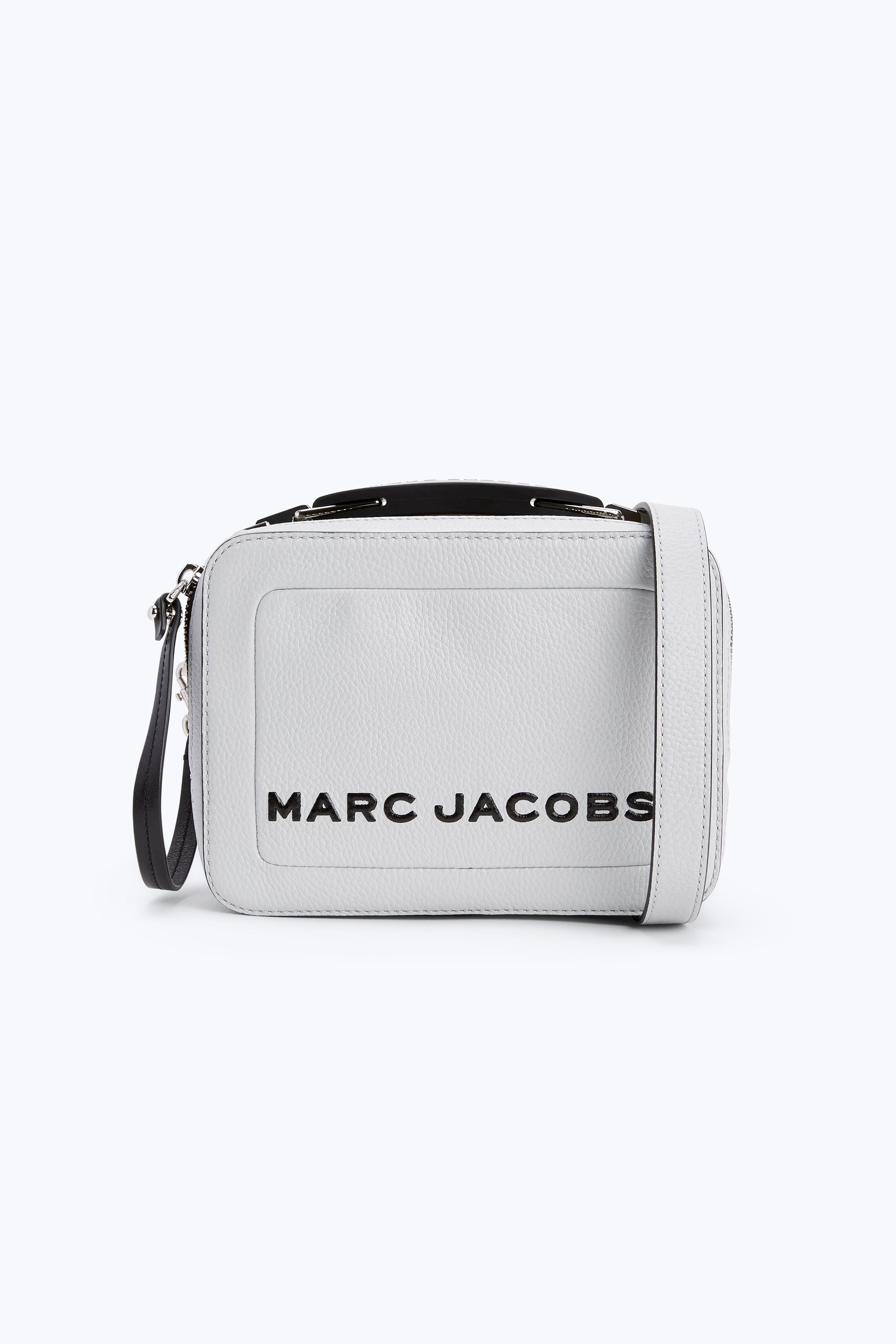 marc jacobs väska silver